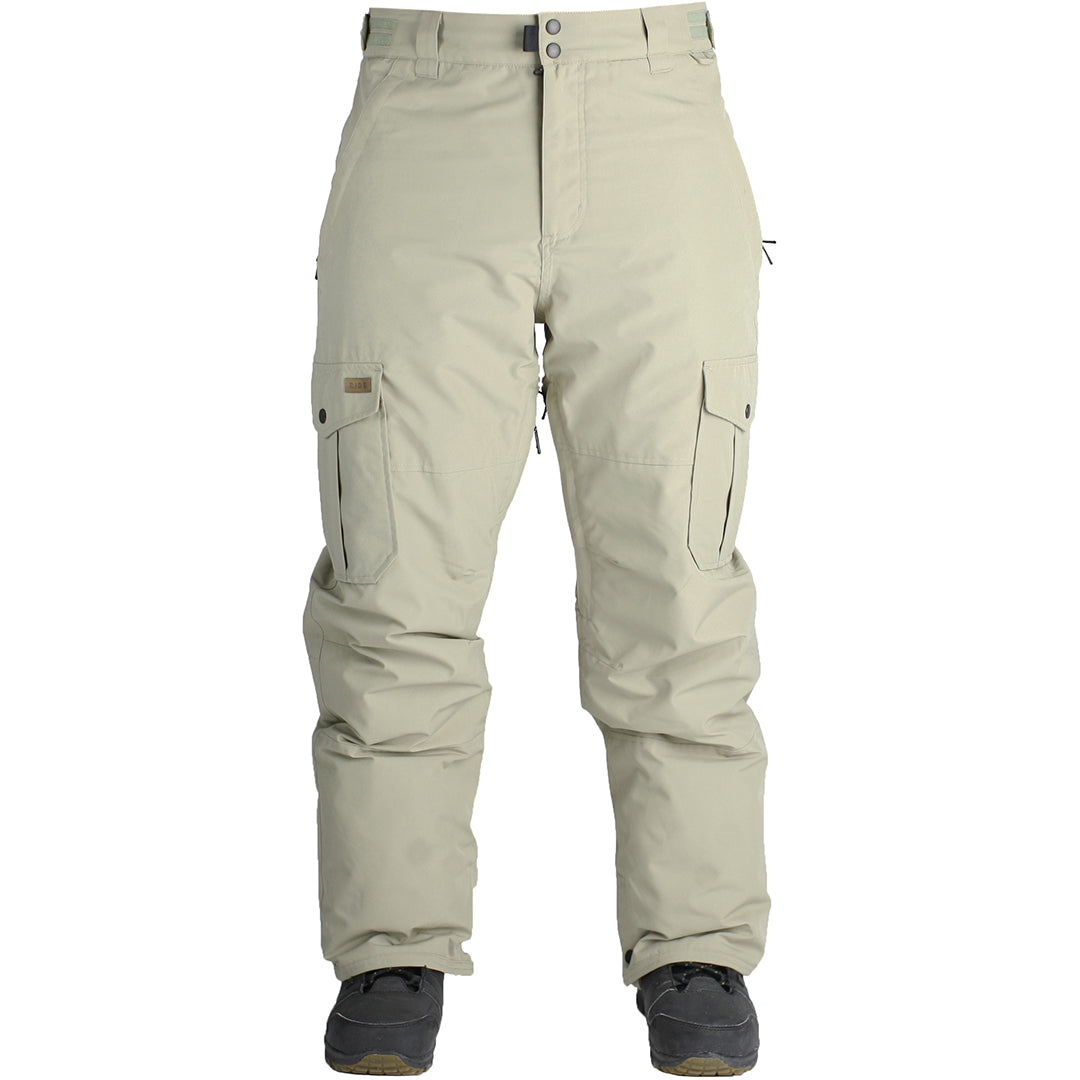 RIDE - PHINNEY SHELL 2019 - MENS SNOWBOARD PANTS - SAGE