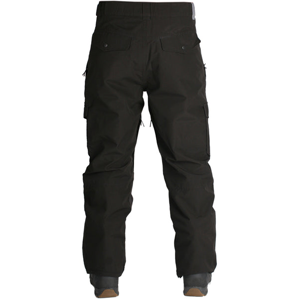 RIDE - PHINNEY INSULATED 2019 - MENS SNOWBOARD PANTS - BLACK