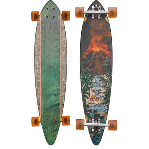 "GLOBE PINTAIL 37"" CRUISER TROPIC LAVA"