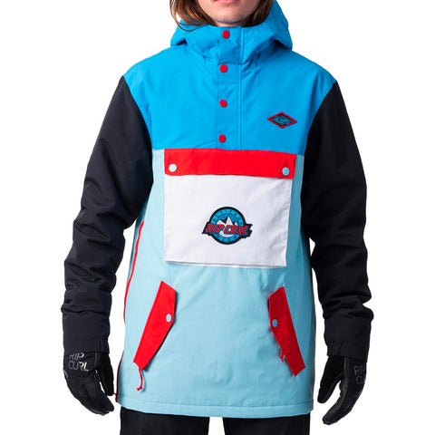 RIP CURL PRIMATIVE SNOW JACKET SWEDISH BLUE