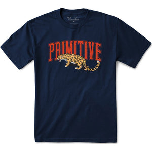 PRIMITIVE STRIKE TEAM TEE NAVY