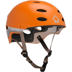 PRO-TEC - ACE WATER HELMET - SATIN ORANGE RETRO
