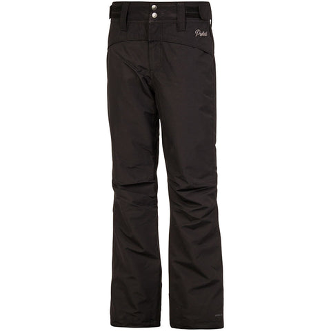 PROTEST - HOPKINSY - WOMENS PANTS - TRUE BLACK