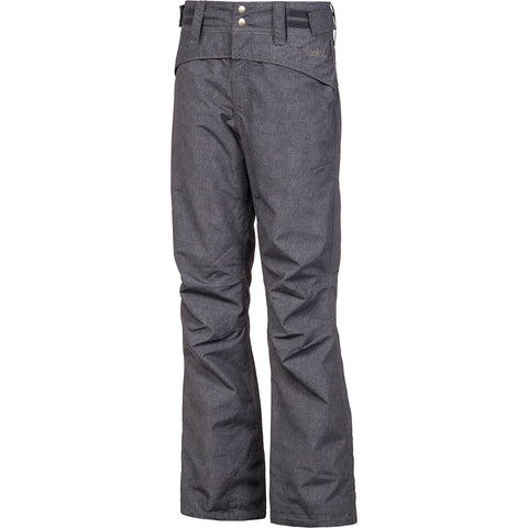 PROTEST - HOPKINSY - WOMENS PANTS - HEATHER