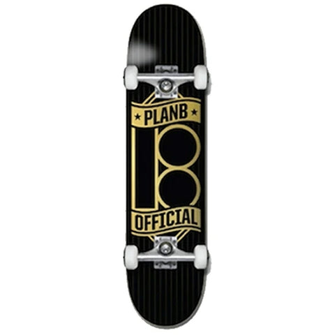 PLAN B OFFICIAL COMPLETE PIN STRIPE 7.75