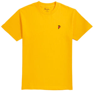 PRIMITIVE MINI DIRTY P TEE GOLD