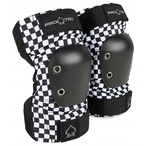 PROTEC STREET ELBOW PADS PACK BLACK CHECKER