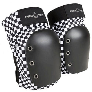 PROTEC STREET KNEE PADS PACK BLACK CHECKER
