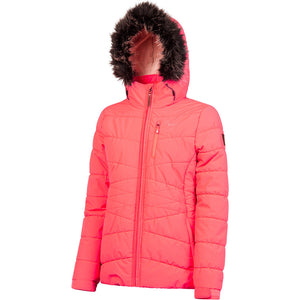 PROTEST - VALDEZ - WOMEN'S JACKET - PETUNIA