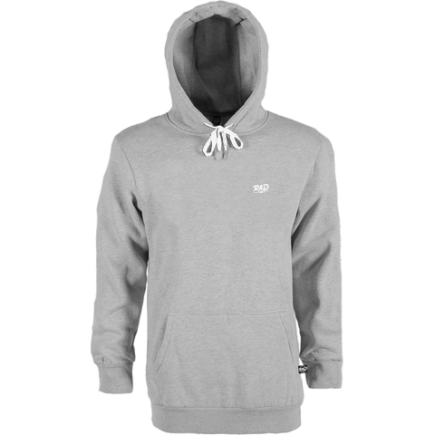 RAD - THE ICON HOODIE 2019 - HEATHER GREY