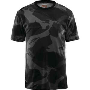 THIRTYTWO - RIDELITE BASELAYER - MENS SS TEE (THERMAL) - BLACK/CAMO