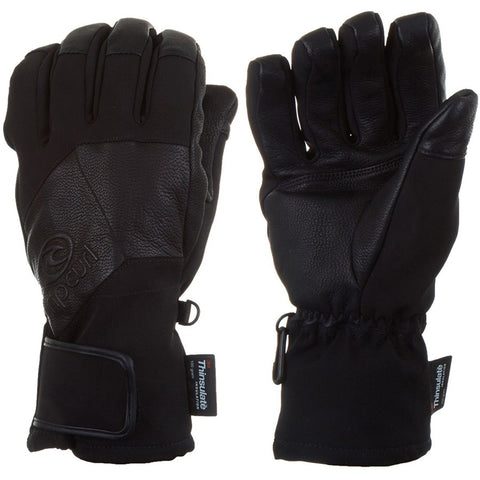 RIP CURL - PREMIUM WOMENS GLOVES - JET BLACK