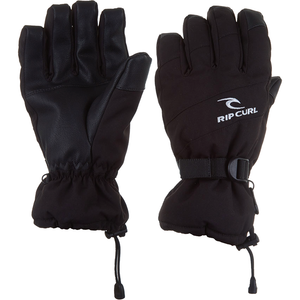 RIP CURL - RIDER GLOVES - JET BLACK