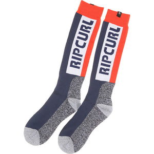 RIP CURL - MENS BRASH SOCKS -  DRESS BLUE