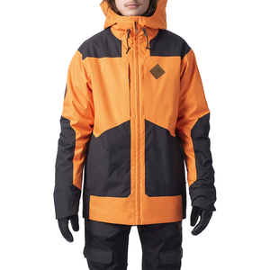 RIP CURL - POW JACKET 2020 - PERSIMON ORANGE