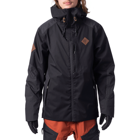 RIP CURL - SEARCH JACKET 2020 - JET BLACK