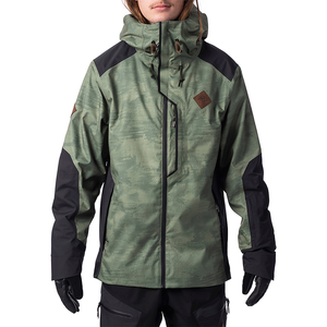 RIP CURL - SEARCH JACKET 2020 - LODEN GREEN