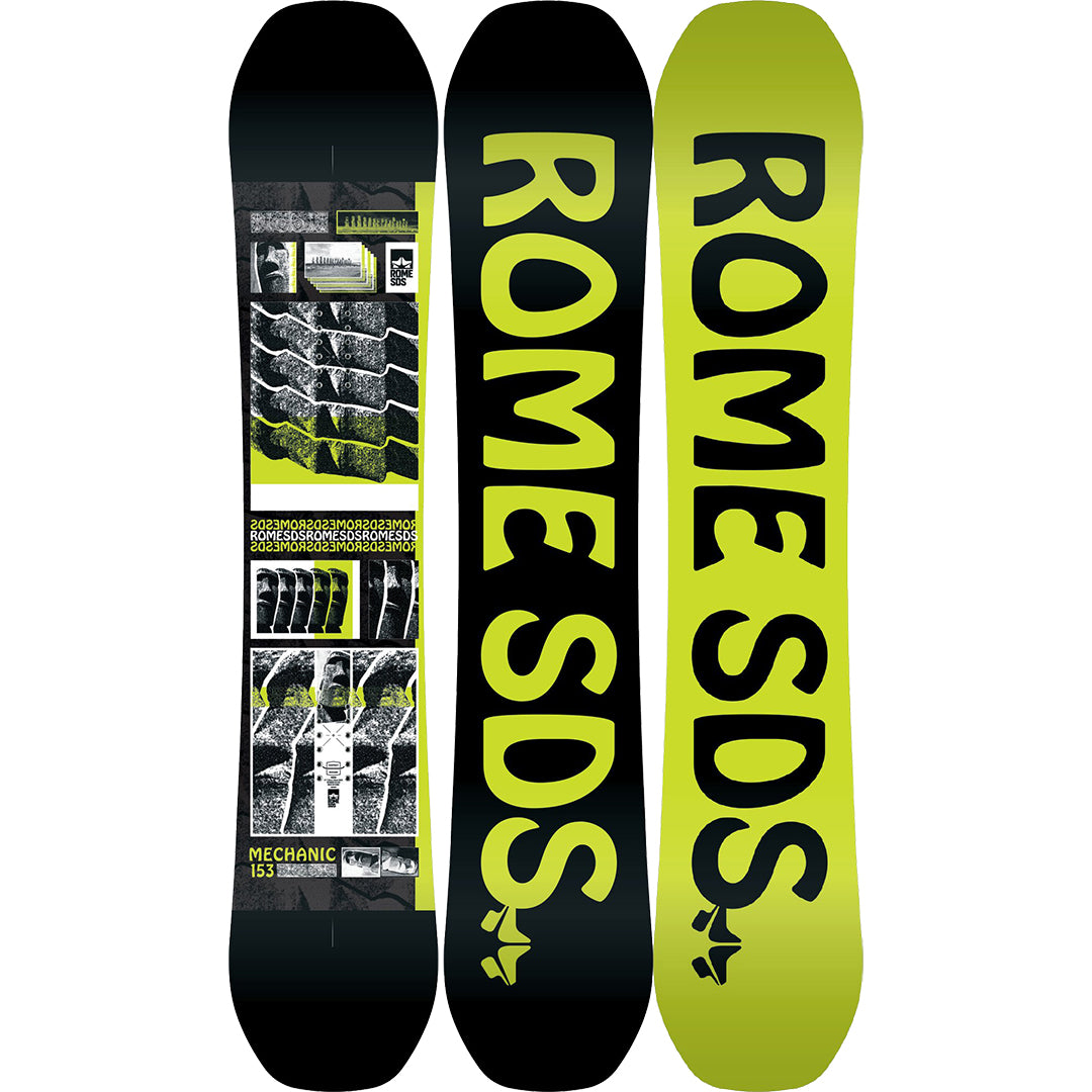 ROME MECHANIC 2020 SNOWBOARD