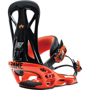 ROME UNITED 2019 BINDINGS ORANGE