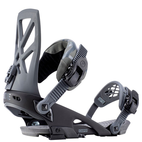RIDE CAPO 2019 BINDINGS GREY