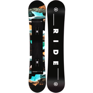 RIDE - HEARTBREAKER - WOMENS SNOWBOARD - 2020