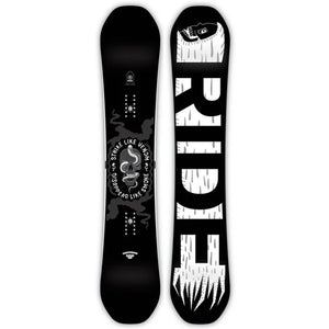 RIDE MACHETE 2019 SNOWBOARD