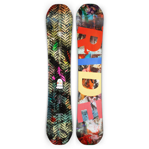RIDE MACHETE 2021 SNOWBOARD