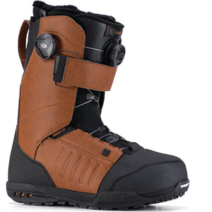 RIDE - DEADBOLT 2019 - MENS SNOWBOARD BOOT - BROWN