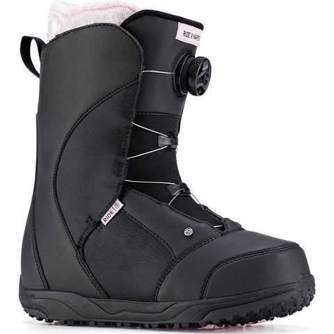 RIDE - HARPER BOA 2019 - WOMENS SNOWBOARD BOOT - BLACK