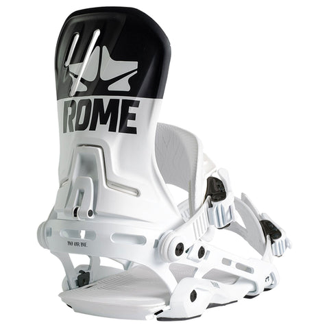 ROME D.O.D. 2020 BINDINGS WHITE LOGO