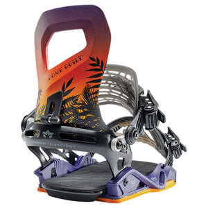 ROME GUILD 2020 WOMENS BINDINGS TROPICAL