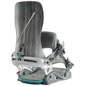 ROME KATANA 2020 BINDINGS GREY GRAIN