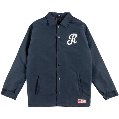 ROME MANAGERS JACKET NAVY