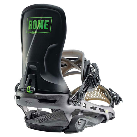 ROME TARGA 2020 BINDINGS BLACK