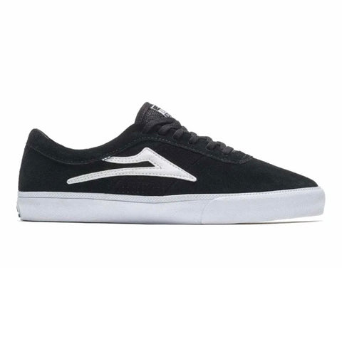 LAKAI SHEFFIELD - BLACK SUEDE