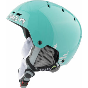 SHRED - BUMPER HELMET - MINT