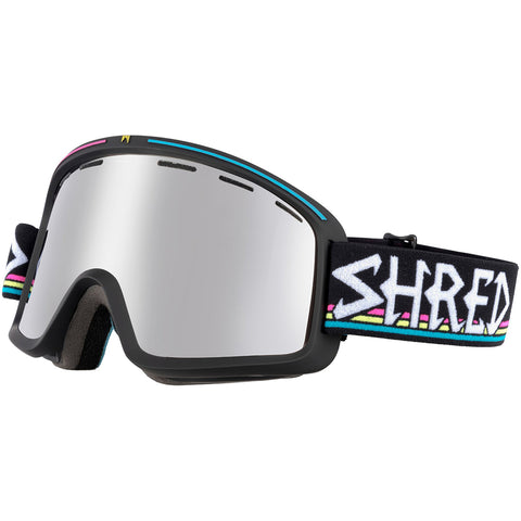 SHRED - MONOCLE GOGGLES 2019 - SHRASTA PLATINUM