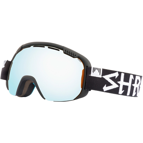 SHRED - SMARTEFY GOGGLES 2019 - BLACKOUT CBL/SKY