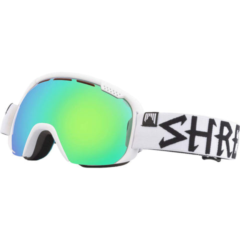 SHRED - SMARTEFY GOGGLES 2019 - WHITEOUT CBL/PL