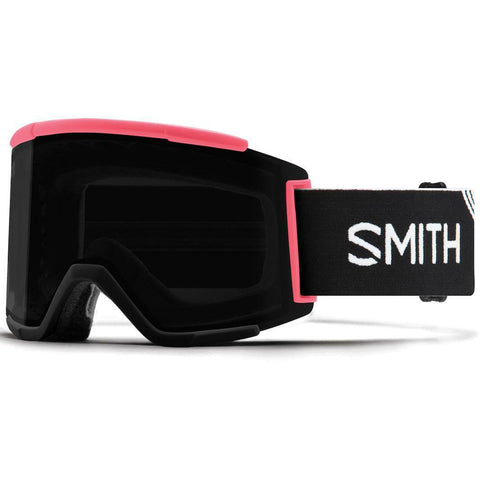 SMITH - SQUAD XL GOGGLES - STRIKE / CHROMAPOP SUN BLACK