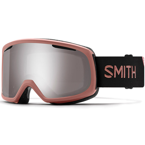 SMITH - RIOT GOGGLES - CHAMPAGNE / CHROMAPOP SUN PLATINUM MIRROR