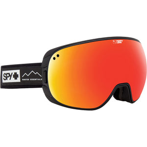 SPY - BRAVO SNOW GOGGLE - ESSENTIAL BLACK - HAPPY GRAY GREEN