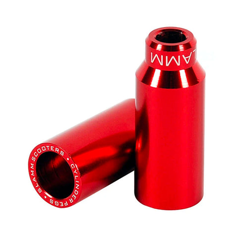 SLAMM CYLINDER PEGS RED