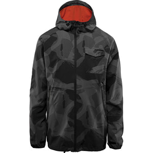 THIRTYTWO - 4TS COMRADE - MENS JACKET - BLACK CAMO