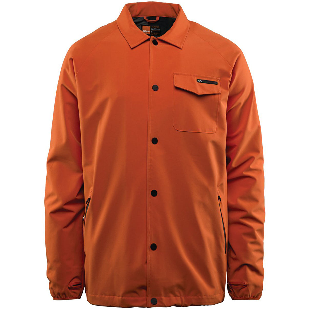 THIRTYTWO - 4TS WIRE COACHES - MENS JACKET 2019 - ORANGE
