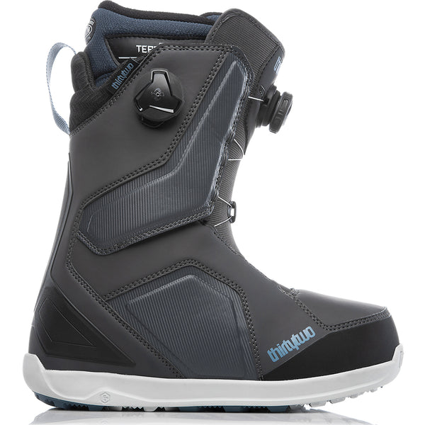 THIRTYTWO BINARY BOA 2019 BOOTS GREY