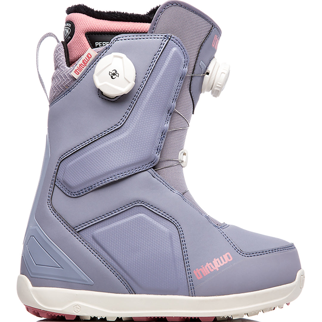 THIRTYTWO BINARY BOA 2019 WOMENS BOOTS LAVENDER