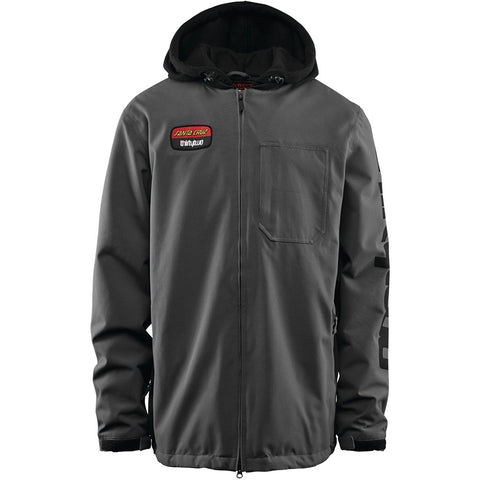 THIRTYTWO X SANTA CRUZ - MERCHANT 2019 - JACKET - CHARCOAL