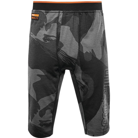 THIRTYTWO - RIDELITE THERMAL SHORTS 2019 - BLACK CAMO