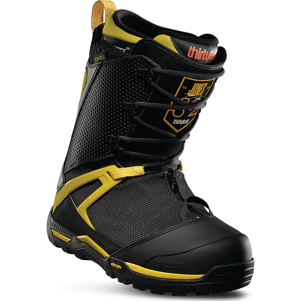 THIRTYTWO TM-2 JONES XLT 2018 BOOTS BLACK YELLOW